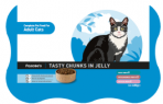 Pascoe's Fish in Jelly Cat