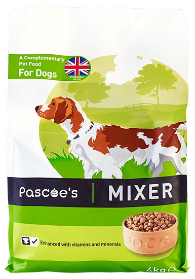 Pascoe's dry food for dogs